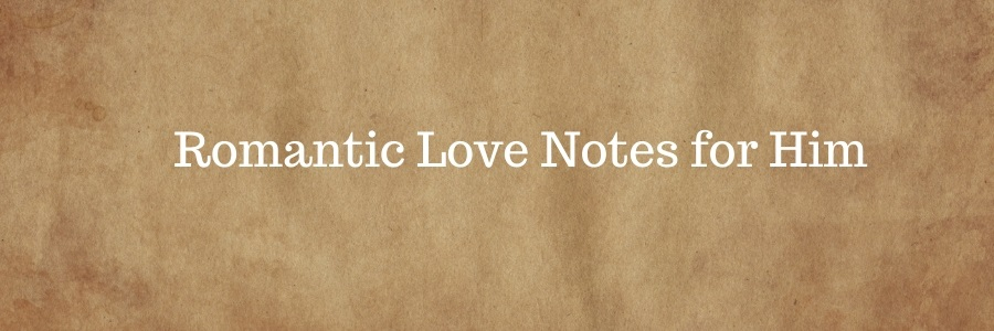 For wife love notes romantic 115 Love